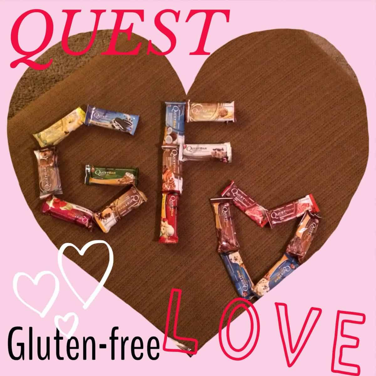 Quest Nutrition Gluten-Free Products Feature & Giveaway!!
