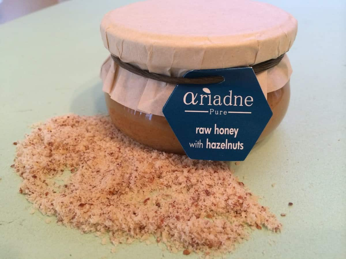 Ariadne Pure Gluten-Free Hazelnut Butter Feature & Giveaway