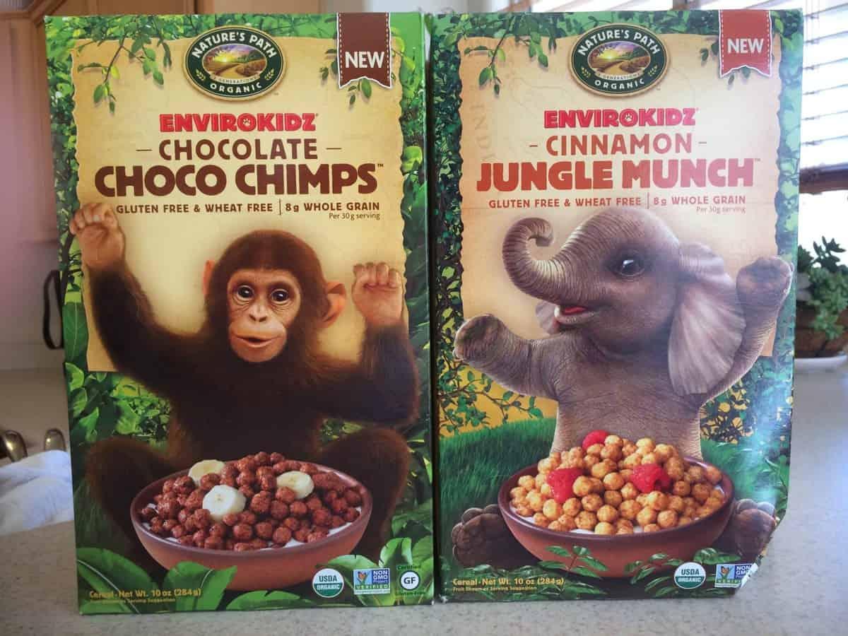 Sponsored: Envirokidz Gluten-Free, Organic Cereal Feature & Giveaway!!