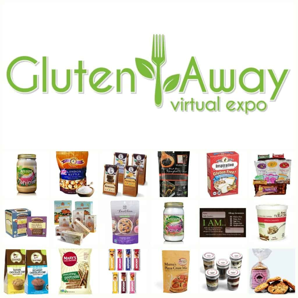 Gluten Away Online Expo Feature & a HUGE Giveaway!!