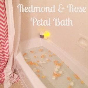 Redmond Bath Salt Feature & Giveaway!!