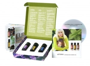DoTerra Essential Oils Feature & Giveaway!!