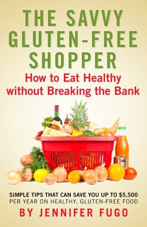 The Savvy Gluten Free Shopper by Jennifer Fugo Book Review & Giveaway!!
