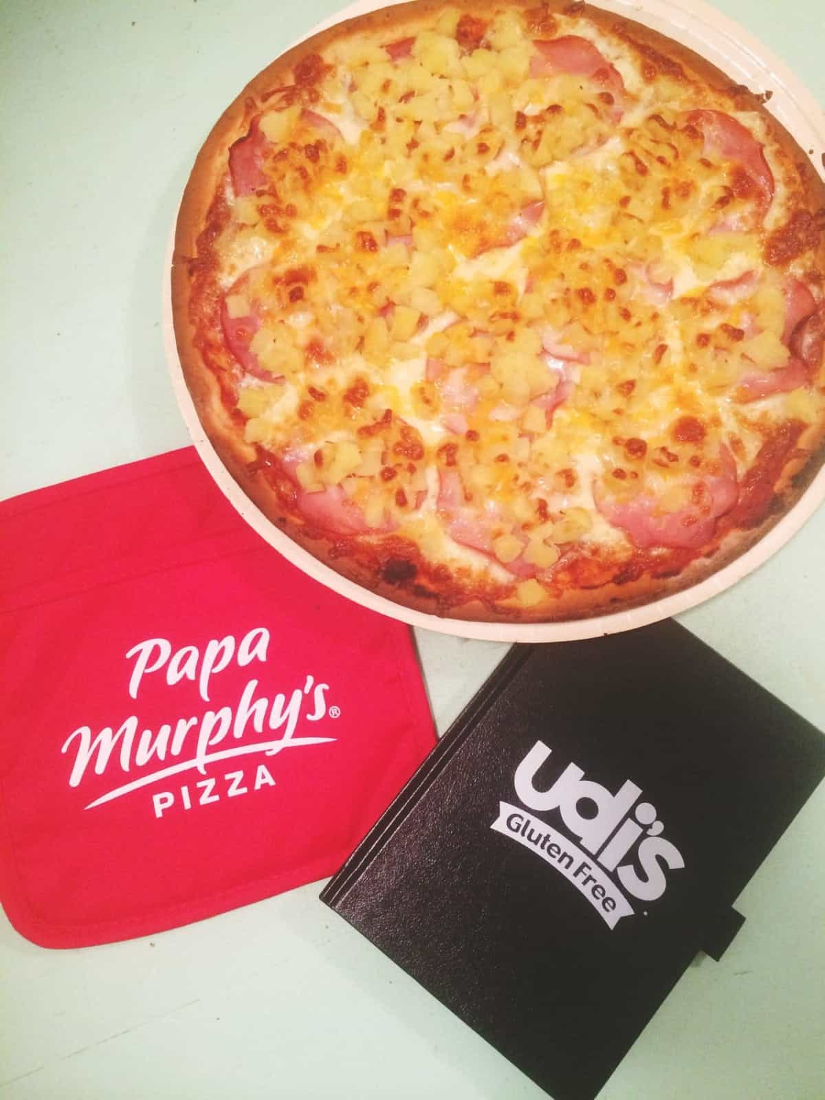 Papa Murphy's Gluten-Free Pizza Restaurant Review