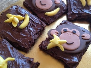 Gluten-Free Kids Monkey Birthday Party