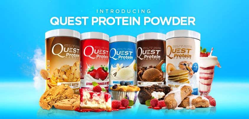*Gluten-Free* New Year, New You! Featuring Quest Nutrition +GIVEAWAY