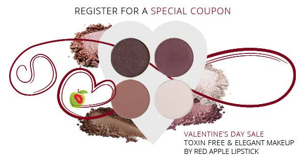 $50 RAL Gluten-Free Makeup Valentines GIVEAWAY (48 hrs only) + Eyebrow Tutorial
