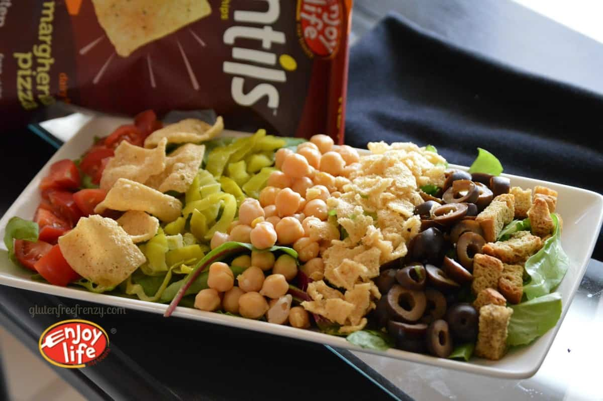 EnjoyLifePizzaSalad