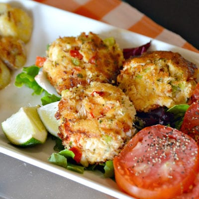 Gluten-Free Crab Cakes (Whole30 approved!)