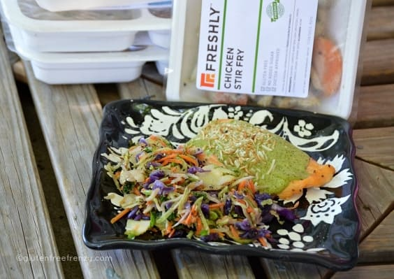 Freshly Gluten-Free Meal Delivery Service Review (PLUS 50% off code!)