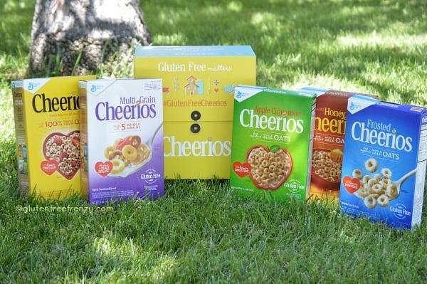 Gluten Free Cheerios from General Mills