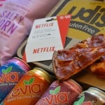 Udi's Gluten-Free Pizza Hut, Netflix Night In & Giveaway