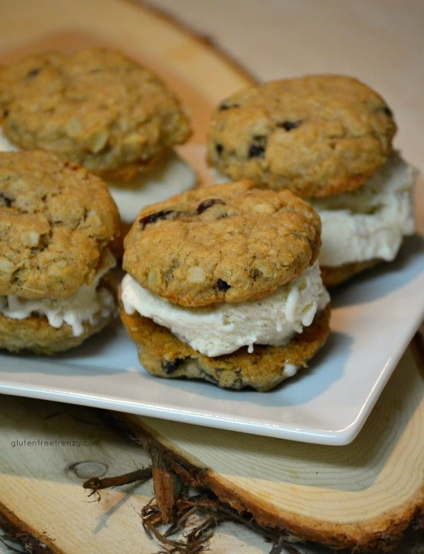 Bona Dea Gluten-Free Ice Cream Sandwiches