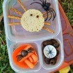 Spider Sandwiches Gluten-Free