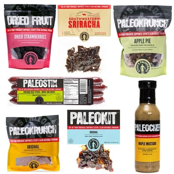 Steve's Paleo Goods Sampler Pack