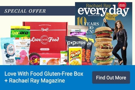Love With Food 50% off Gluten-Free Box