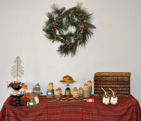Flannel & Flapjacks Christmas Bunco Party