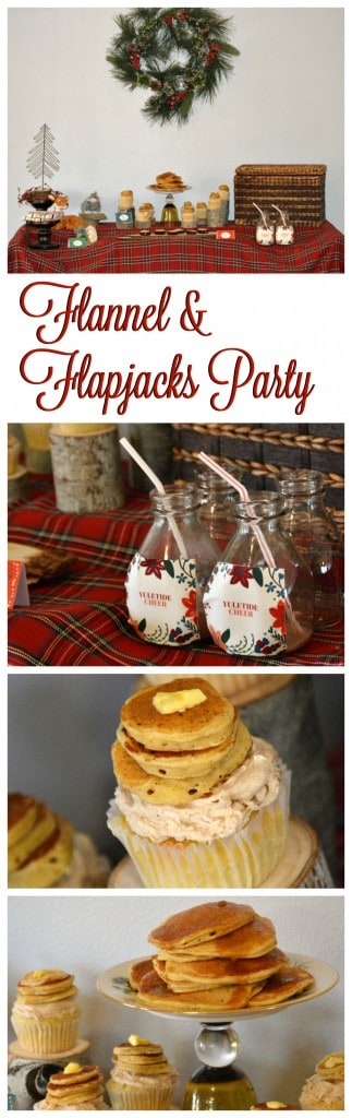 Flannel & Flapjacks Holiday Party