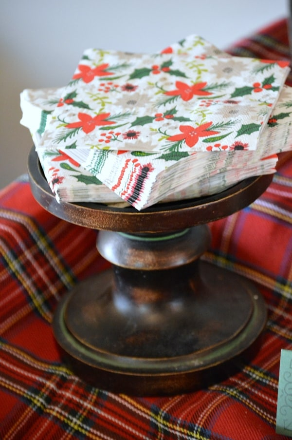Flannel & Flapjacks Party Napkins