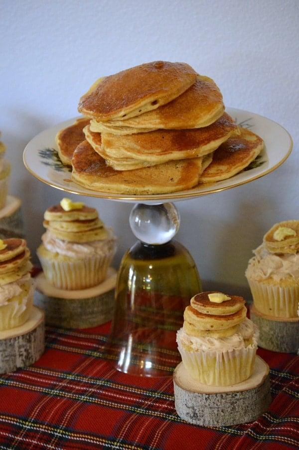 Flapjacks & Flapjacks Cupcakes