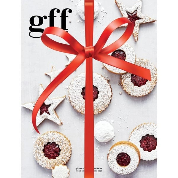GFF Magazine Print Subscription Giveaway from Gluten Free Frenzy's 25 Days of Gluten-Free Giveaways™