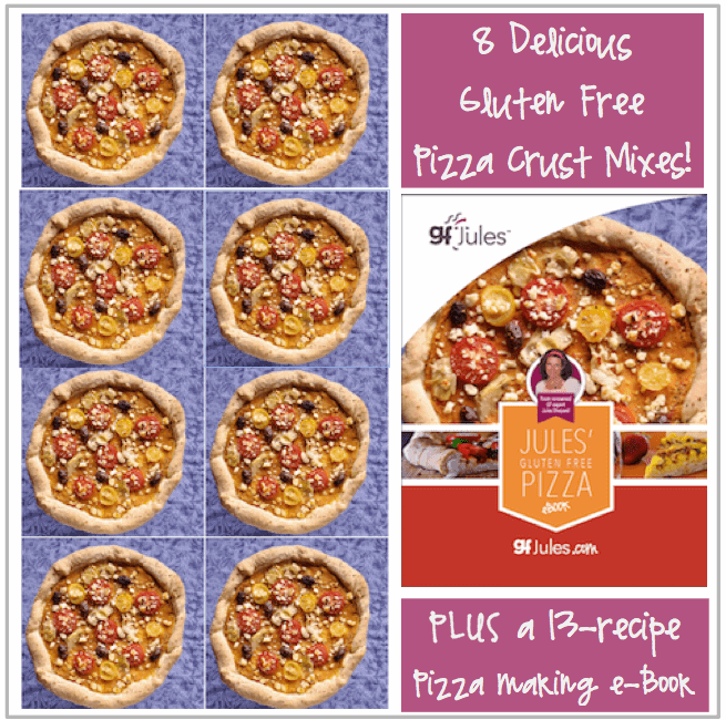 GF Jules pizza kit (gluten-free)