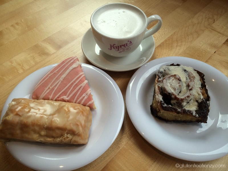 Kyra's Bakeshop Gluten-Free Pastries