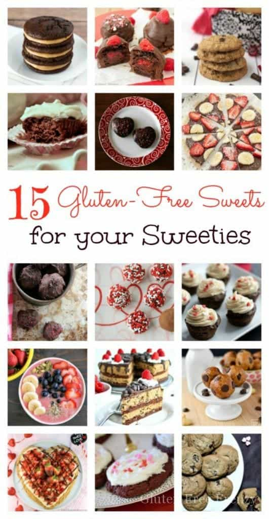 Sweets for Sweeties Gluten-free Recipes & Kitchenaide Giveaway!