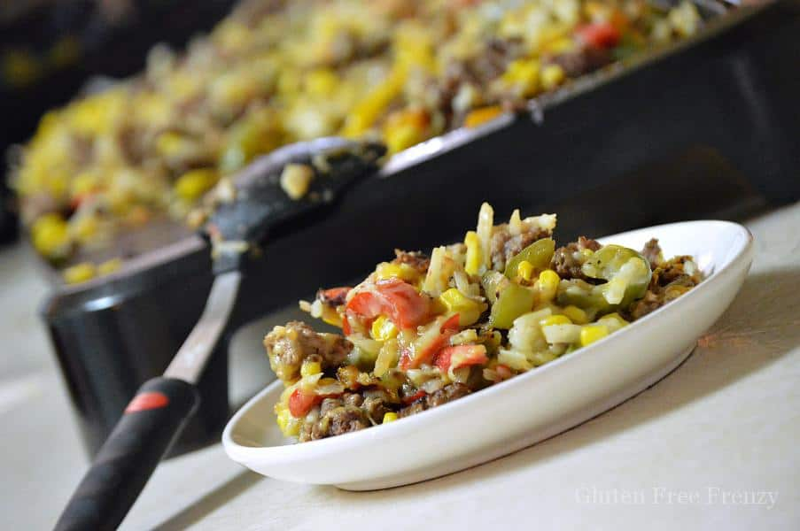 15-Minute Dinner Hash {Gluten-Free}