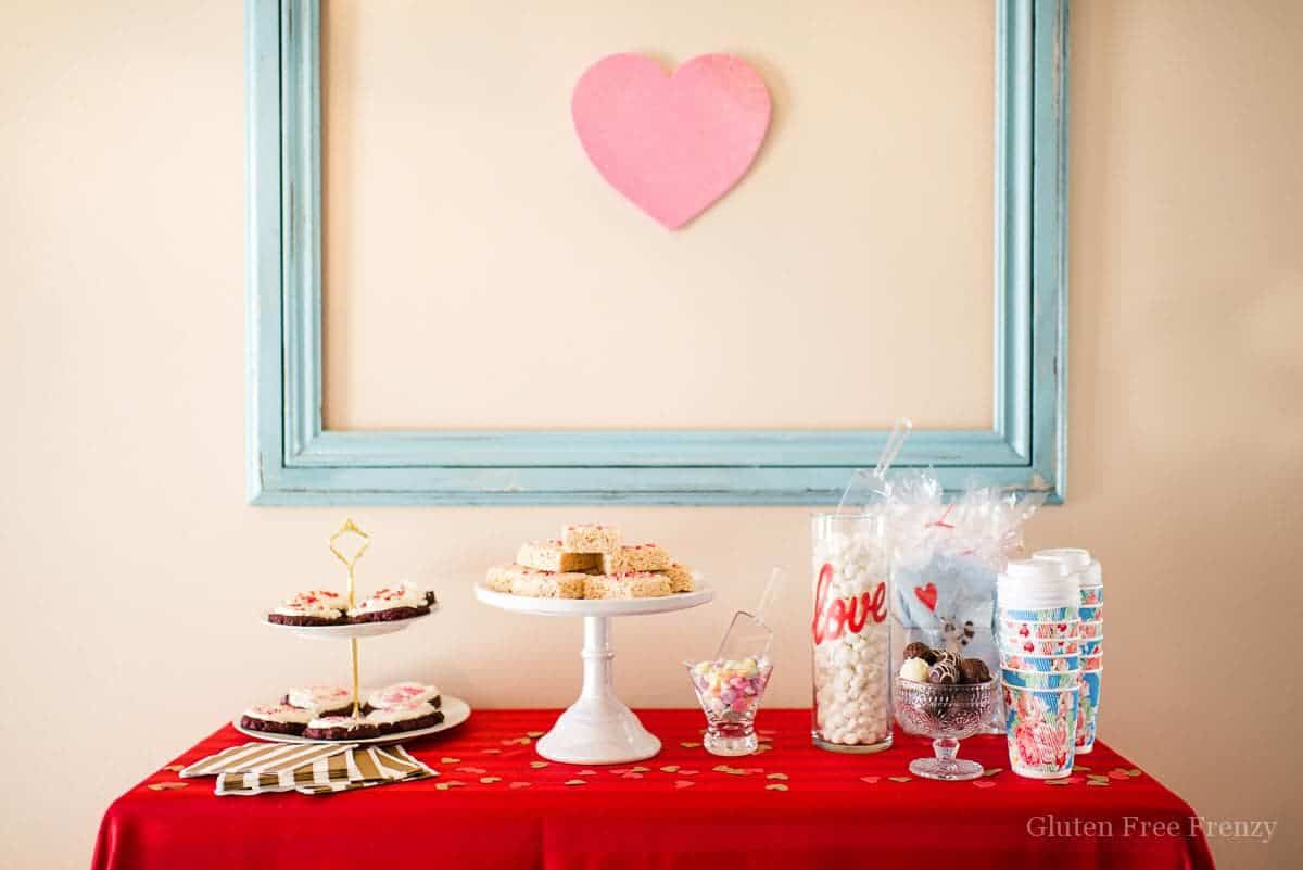 Galentines Day Favorite Things Party Number #1