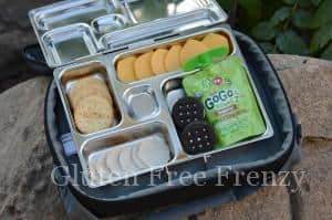 Homemade Lunchables & Rainy Day Bento {Gluten-Free}