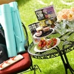 Cute ideas and recipes for an outdoor pilates party plus how-to for doing one yourself.