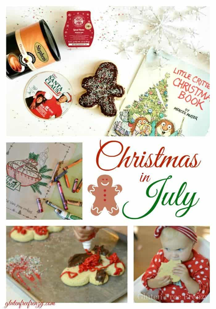 Christmas in July is such a fun tradition! See exactly how easy it is start it in your own family. From Christmas treats to activities, get all you need to start Christmas in July today! || This Vivacious Life #christmasinjuly #kidsparties #summerparties