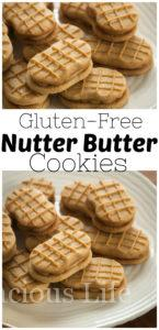 Gluten-free nutter butter cookies are the perfect classic snack that everyone is going to love. These treats are sure to please!