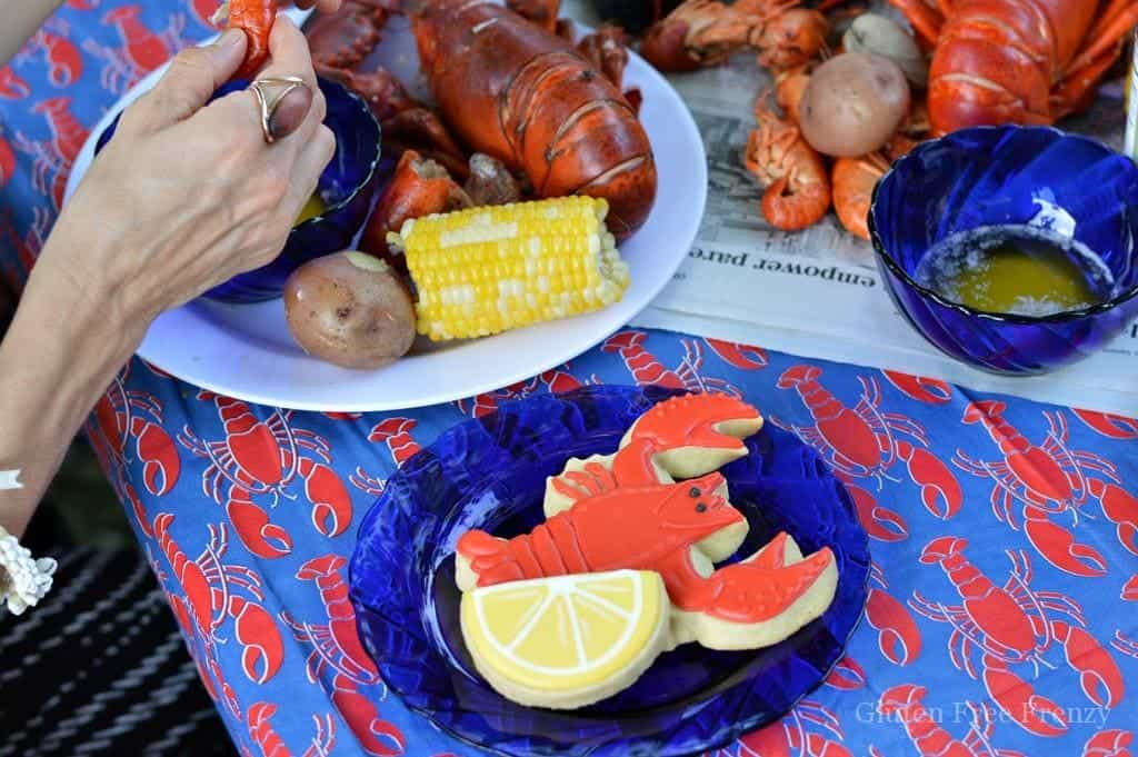 Lobster Boil Party: How to and recipe