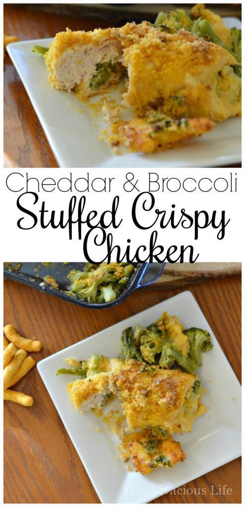 Chicken Stuffed Broccoli Whole Foods