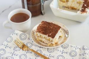 Gluten-Free Tiramisu No Coffee