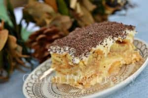 No Coffee Gluten Free Tiramisu