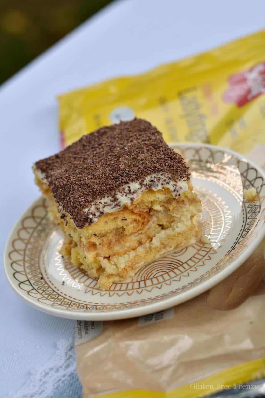 Rustic Italian Dinner Party And Gluten Free Tiramisu