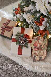 Drab to Fab Christmas Tree