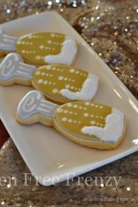 Decorated Gluten-Free Sugar Cookies