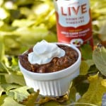 Our kombucha cherry chili is the perfectly festive holiday meal. It warms the belly while making the taste buds dance. It is also gluten-free and so easy to prepare.