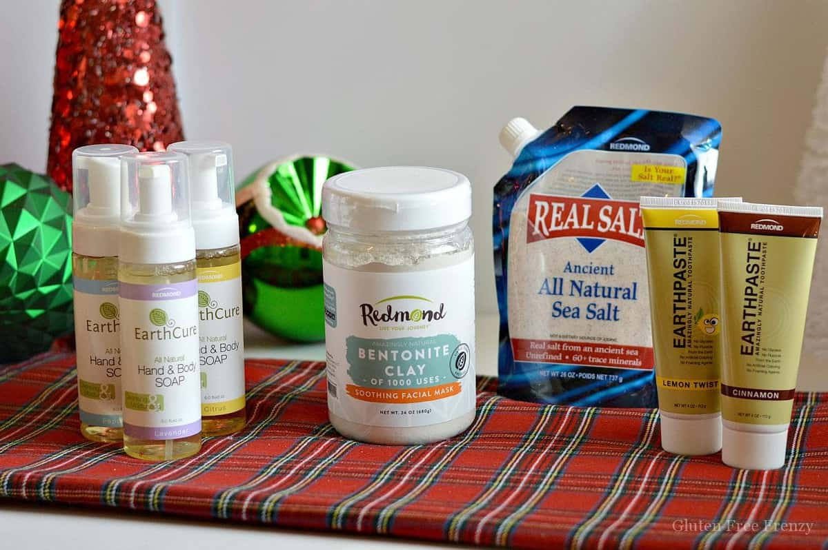 Redmond Trading Company has a full line of great products including Real Salt, Earthpaste, Earthcure and Redmond Clay. These all natural products make living green so much easier.