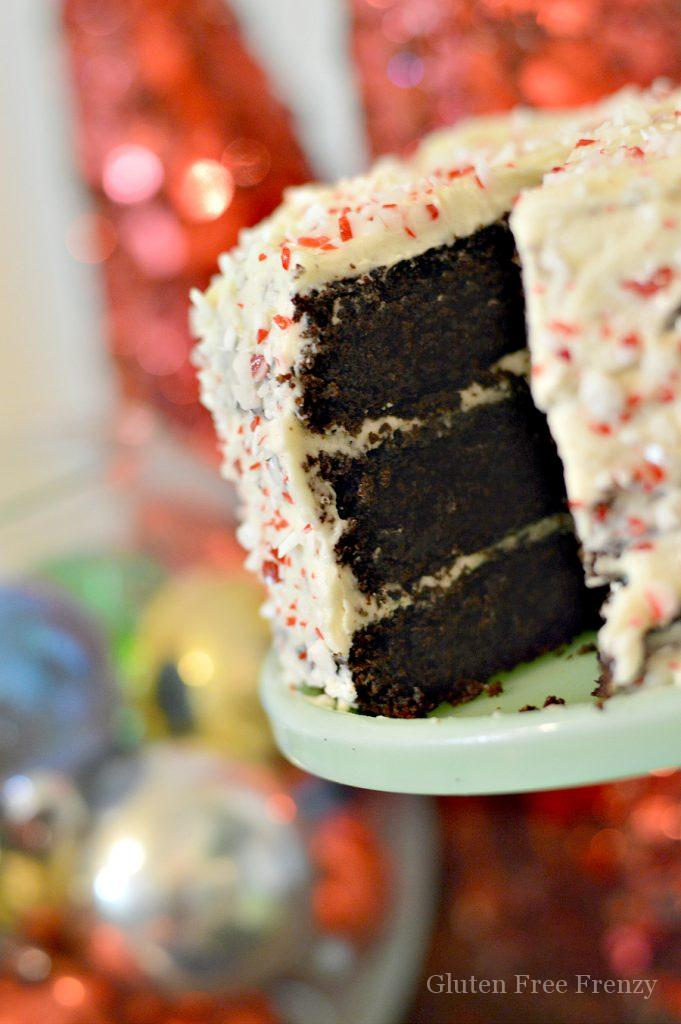 Peppermint Cake Recipe Real Simple