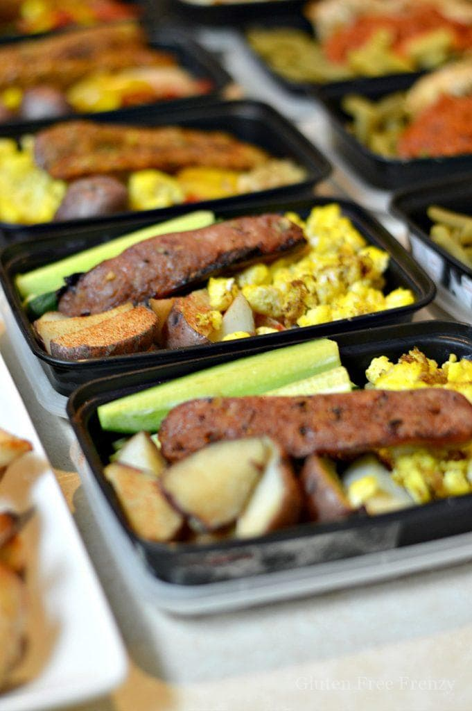 Gluten Free Meal Prep Amp Oaty Chicken Nuggets Recipe