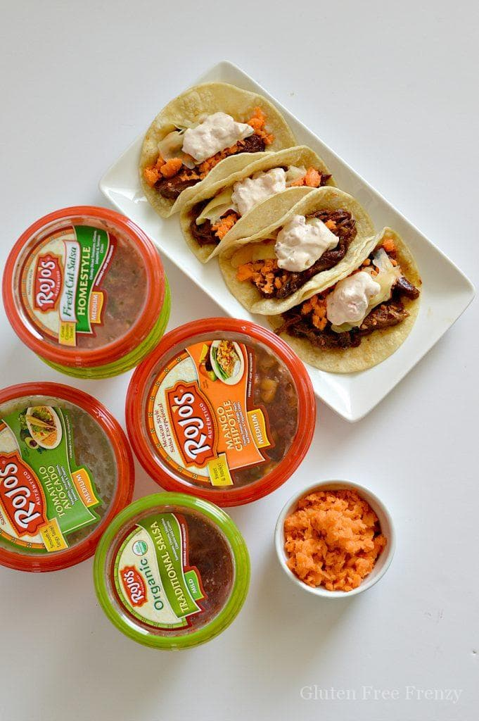 Crockpot polynesian pulled pork tacos with pickled ginger crockpot polynesian pulled pork tacos with chipotle mango mayo are authentic and delicious forumfinder Image collections