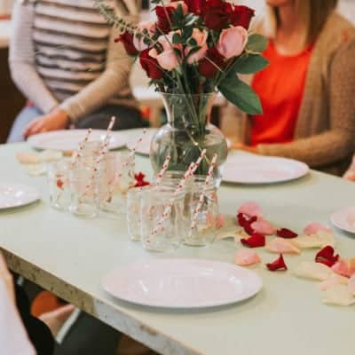 Galentines Day Favorite Things Party
