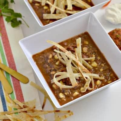 Gluten-Free Progresso Soup & Homemade Gluten-Free Progresso Soups