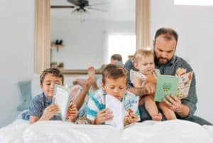 Reading Routine for Kids