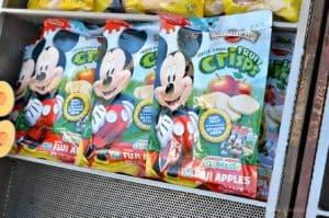 Disneyland California Adventure Dairy-Free Gluten-Free
